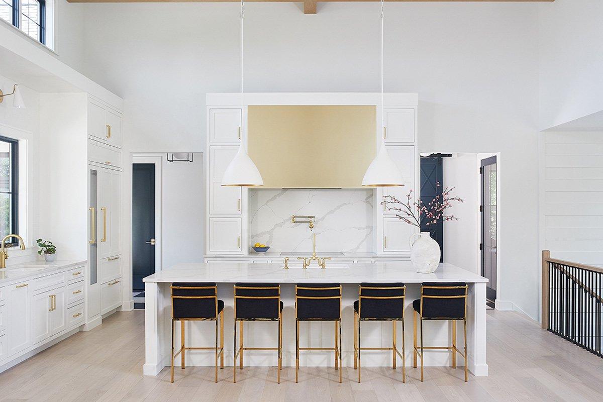 French Modern Kitchen